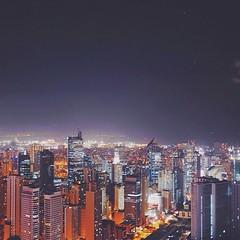 Makati skyline ✌️#vsco#vscoph #vscocam#vscophile#manila #71gramercy