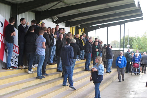 New Windmill Ground covered end