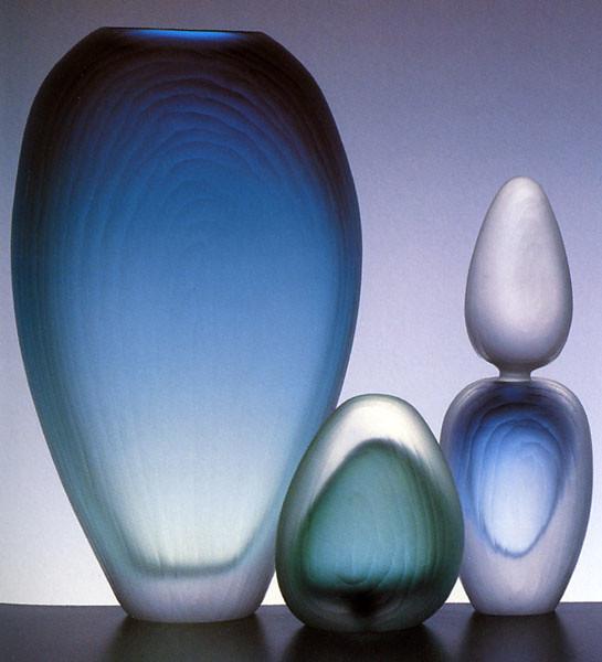bottle vase rock hough