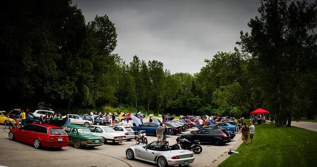 The 3rd Annual Meat Meet Euro Car Meet, Kansas City