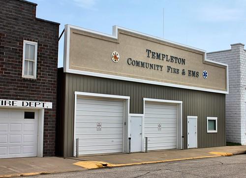 Fire Station - Templeton, IA