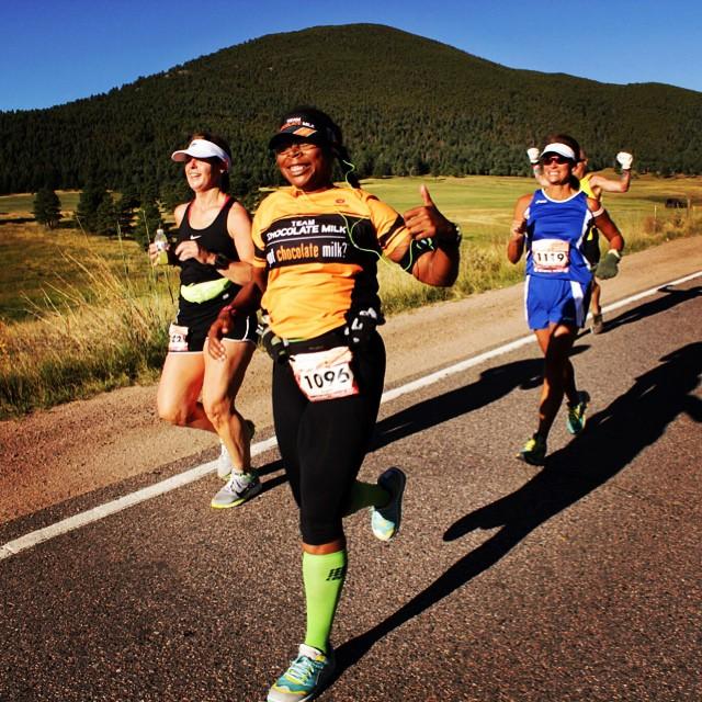 I love free #race pics. From @runrevel #rockies. #rinrevel #gobig #marathon #marathonmaniac