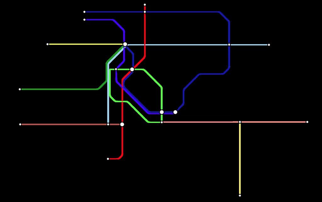 Jakarta Lrt Mrt Monorail Map Adriansyah Yasin Flickr