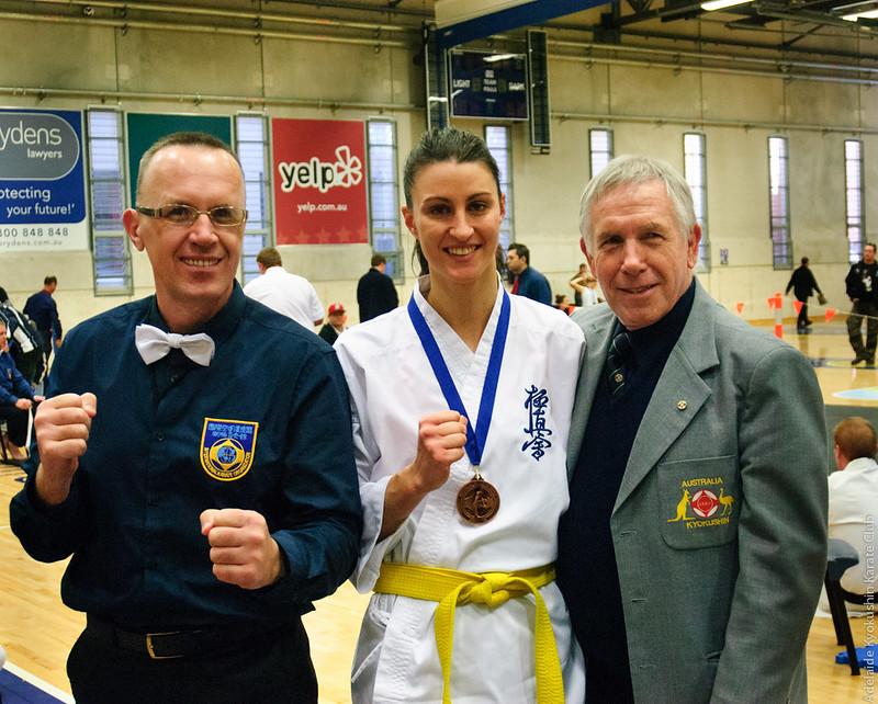 Australian Kyokushin Tournament 2014-3