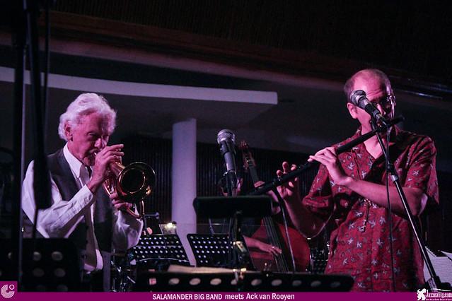 Salamander Big Band meets Ack van Rooyen 2014 (14)