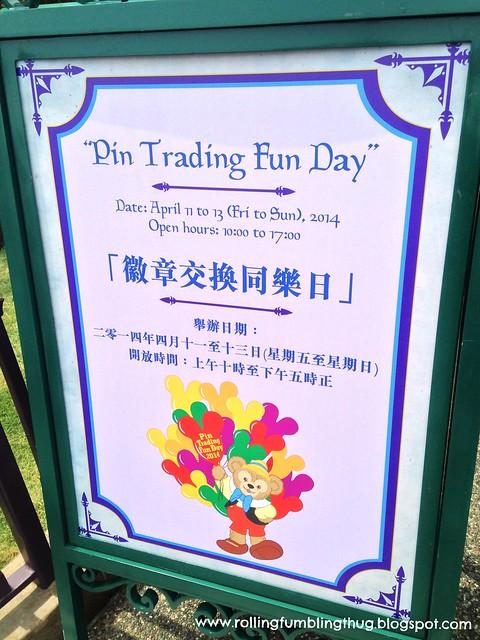 Pin Trading 2014