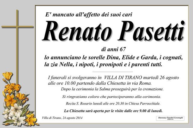 Pasetti Renato
