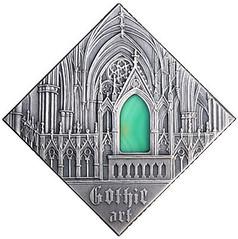 Gothic Art coin obverse