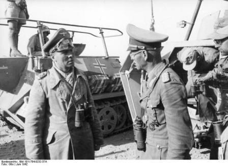 Rommel en el Norte de Africa