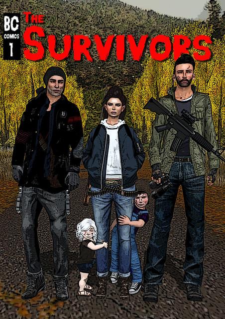 The Survivors - Edition 1