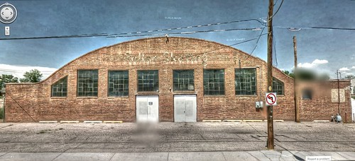 old building brick trek google colorado skating co roller rink hdr streetview panamerican greeley fashioned photomatix gsv googlestreetview