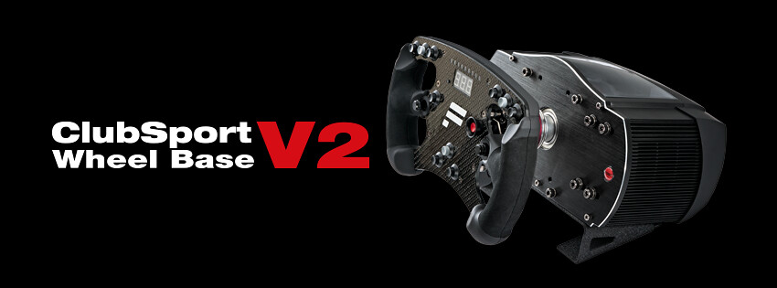 Fanatec ClubSport Wheel Base V2