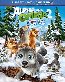 Alpha and Omega 2: A Howl-iday Adventure (2013) - Thủ lĩnh Sói Xám 2 (2013)