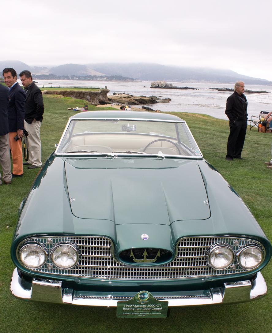 1960 Maserati 5000 GT Touring