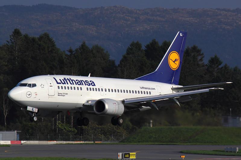 Lufthansa - B735 - D-ABIL (1)