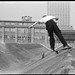 Till on the roof around the tv tower east Berlin 1989 by notapenorman