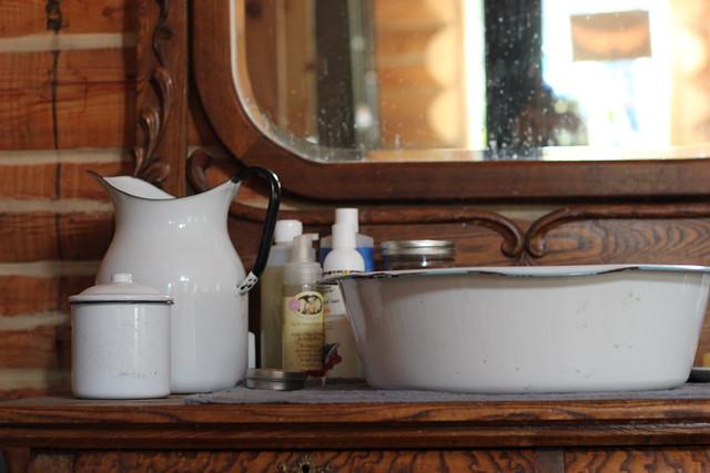 Wash-stand