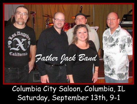 Father Jack Band 9-13-14