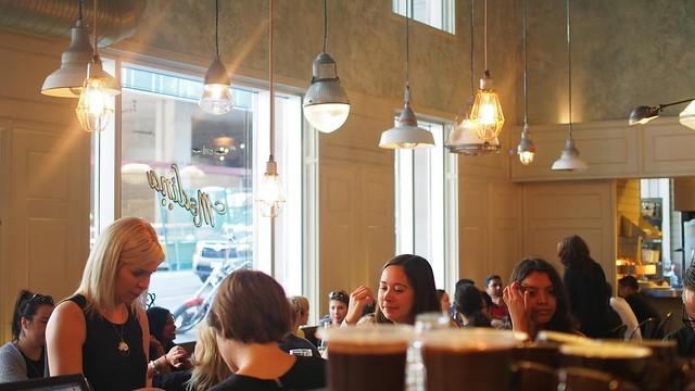 Café Medina | Richards Street, Vancouver