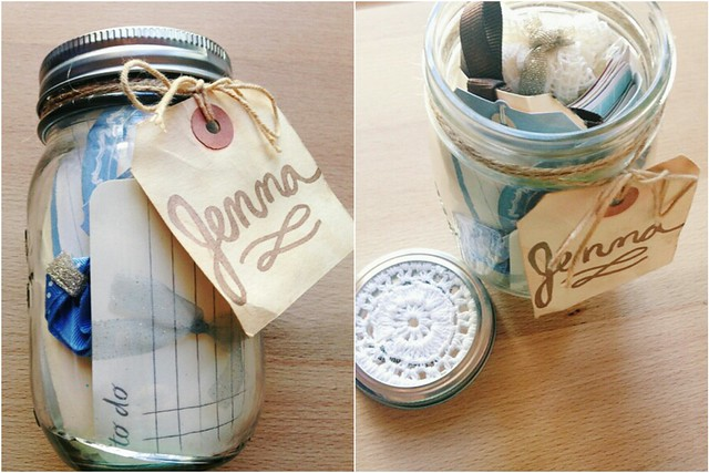 whimsy jar swap from jasmine to jenna