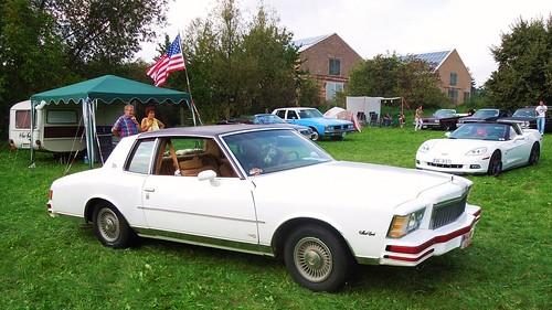 US-Car-Treffen Trebra