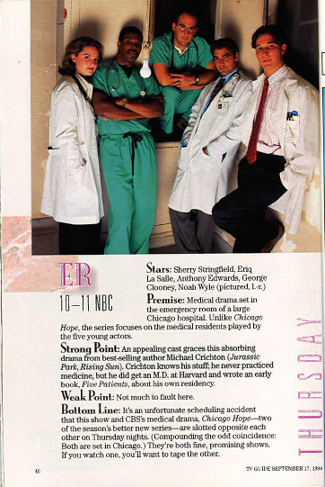 ER 1994 Fall preview page