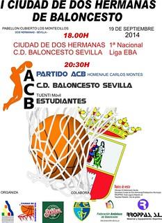 Los Montecillos se prepara para la fiesta del baloncesto