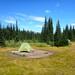 Helm Creek to Black Tusk, Whistler B.C. by Rick McCharles