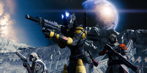 UK Video game Charts: Destiny enters no 1