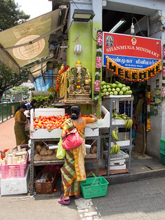 Kleurrijk Little India