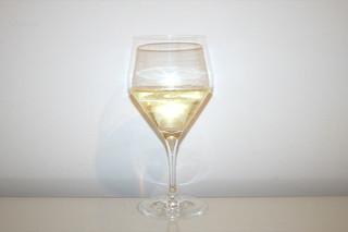 08 - Zutat Weißwein / Ingredient white wine