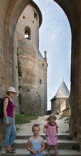 Carcassonne Arch
