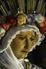 Iconographic statuary exhibit at Tiendesitas