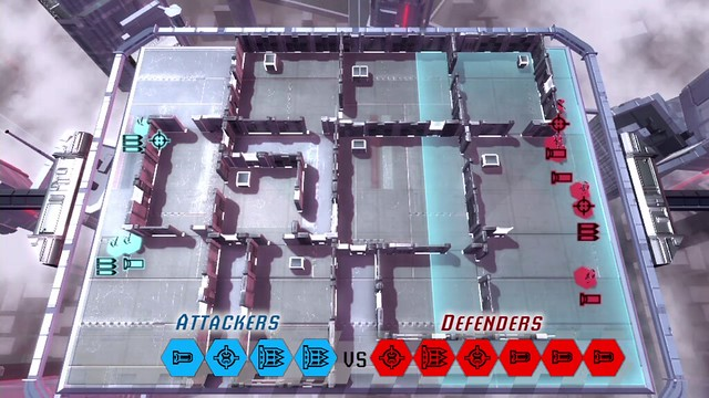 Frozen Synapse Prime: Charge