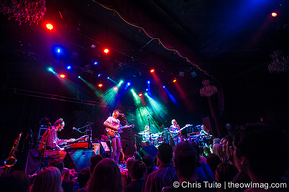 Kiev @ The Fillmore, SF 9/18/14