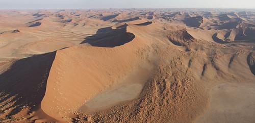 africa panorama landscape desert explore namibia sanddunes mcmanus sossusvlei