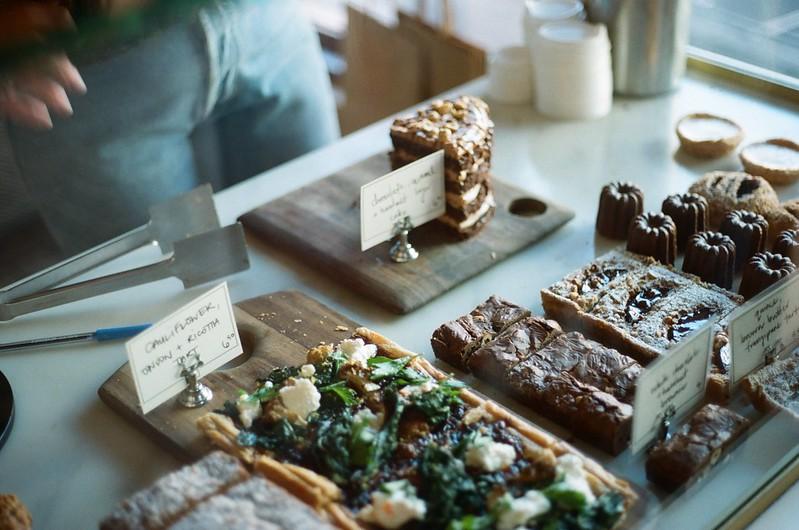 Spring in Sydney // Brickfield Bakery