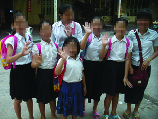 Report from Cambodia - January to June, 2014