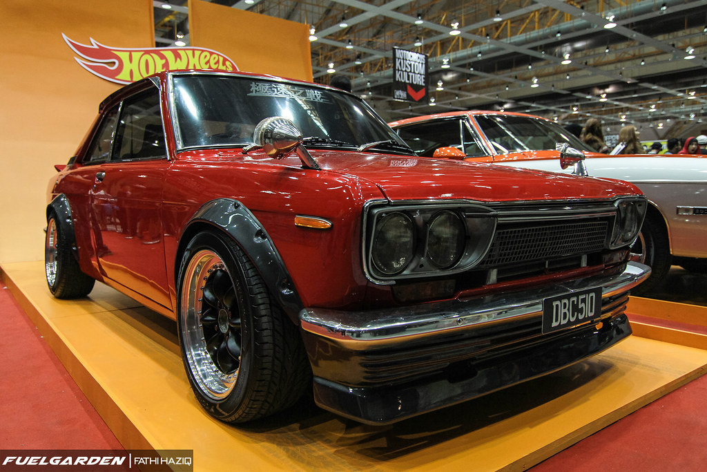 Datsun 510 Bluebird SSS Coupe