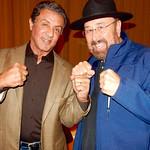Sylvester Stallone & Shotgun