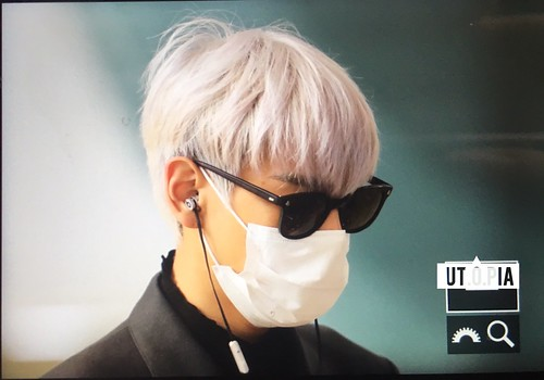 TOP Departure Seoul to Tokyo 2016-11-03 (7)
