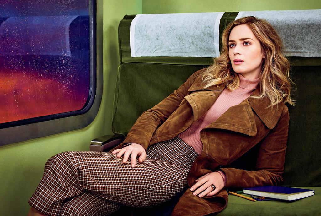 Эмили Блант — Фотосессия для «Entertainment Weekly» 2016 – 1