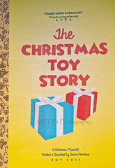 The Christmas Toy Story