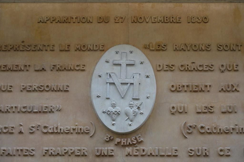 Chapelle Notre Dame de la Médaille Miraculeuse @ Paris