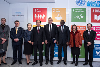 United Nations Secretary-General Ban Ki-moon to visit Austria