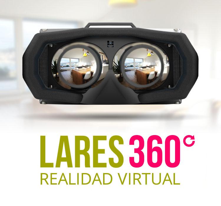 Lares 360 Realidad Virtual