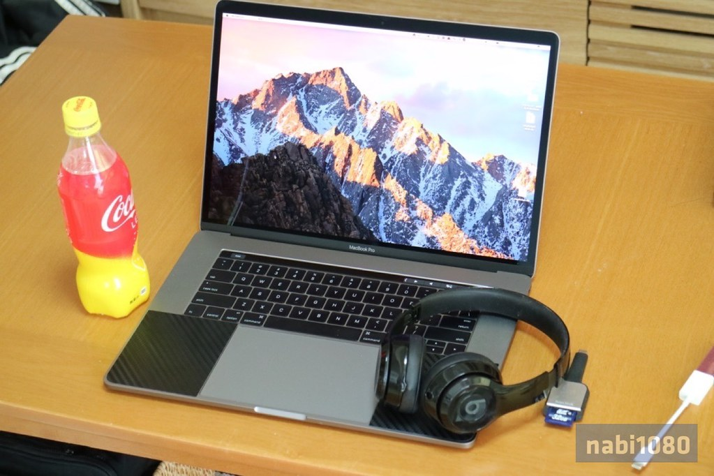 MacBook Pro 15インチ 201601