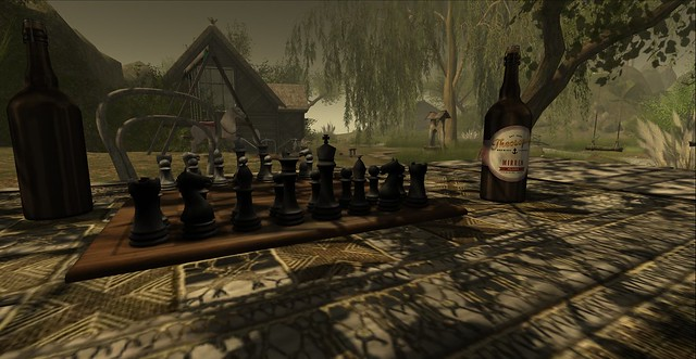 Frisland: Chess with No One