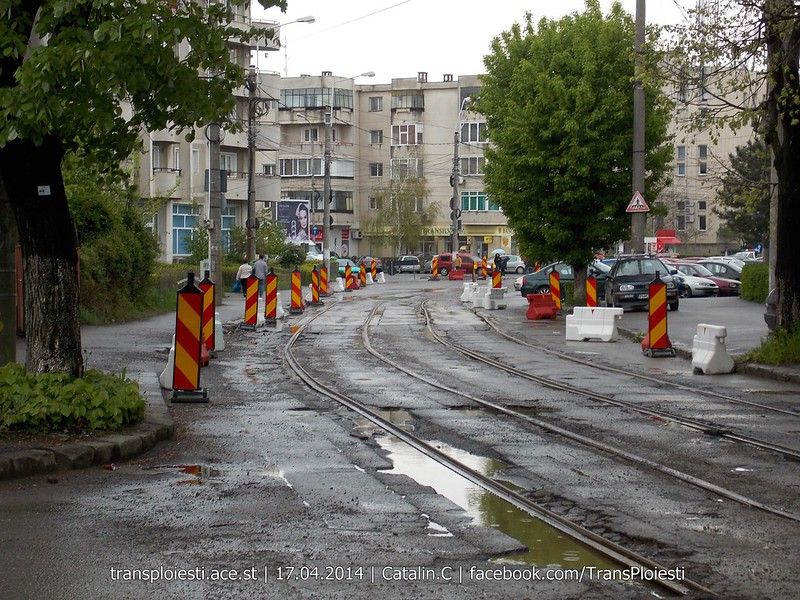 Traseul 101, etapa II: Intersecție Candiano Popescu ( zona BCR ) - Gara de Sud 13915780223_2bc142776e_c