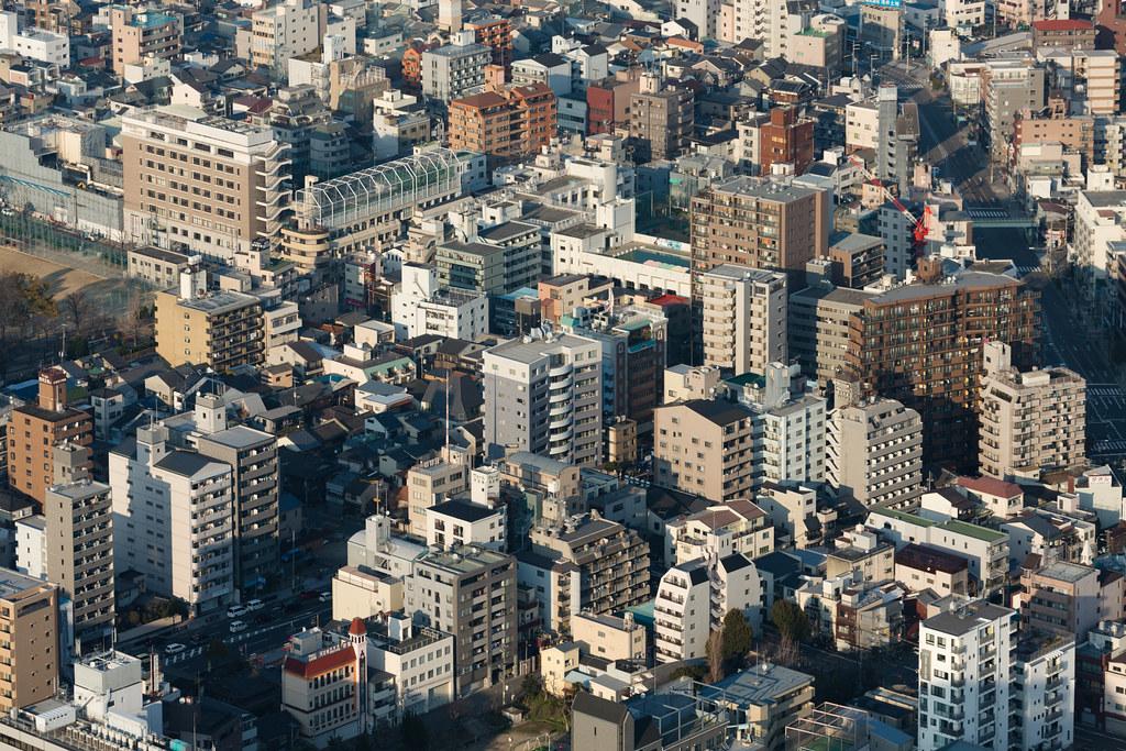 Abenosuji 1 Chome, Osaka-shi, Abeno-ku, Osaka Prefecture, Japan, 0.003 sec (1/320), f/7.1, 135 mm, EF70-300mm f/4-5.6L IS USM